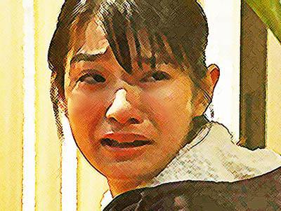おかえりモネ ネタバレあらすじ 22週109話 大粒の涙を流す未知のイラスト